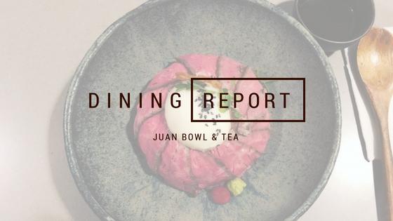 シドニーでベストなどんぶりレストラン JUAN Bowl & Tea